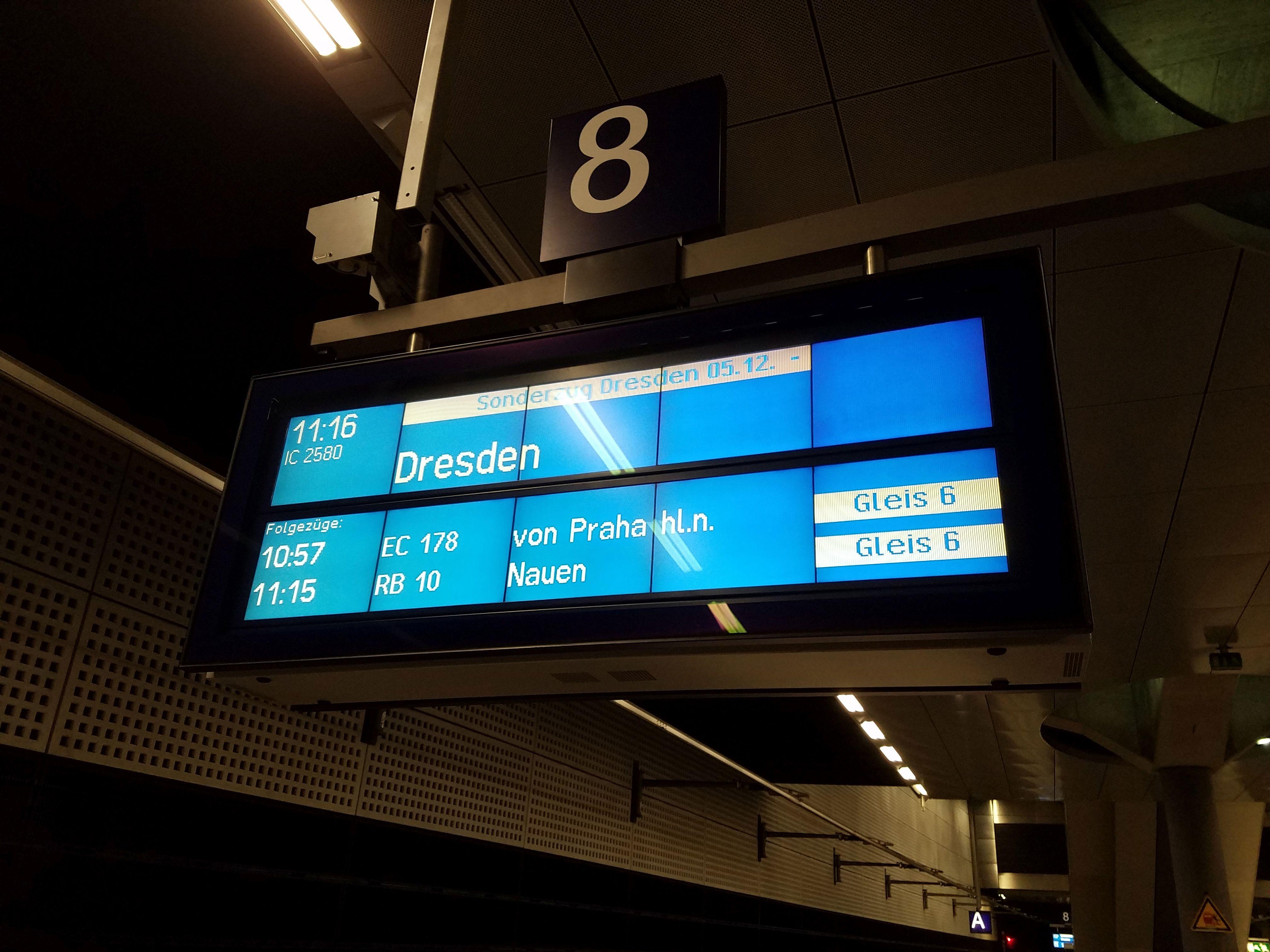 Anzeiger Berlin Dresden