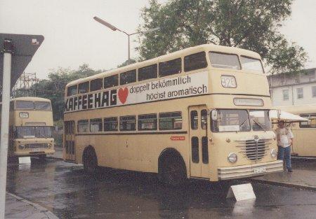 Bus 1126, Olympiastadion, 1998