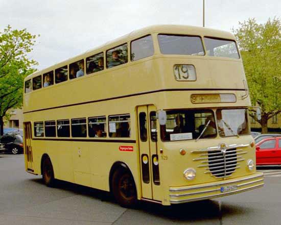 Bus 1629, Tempelhof, 2004