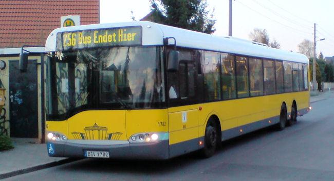 Bus 1782, Typ Solaris LN 02, Wartenberg, 2008