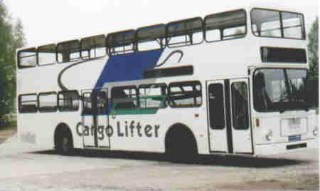 Bus 1944, Cargo-Lifter Brand, 2001