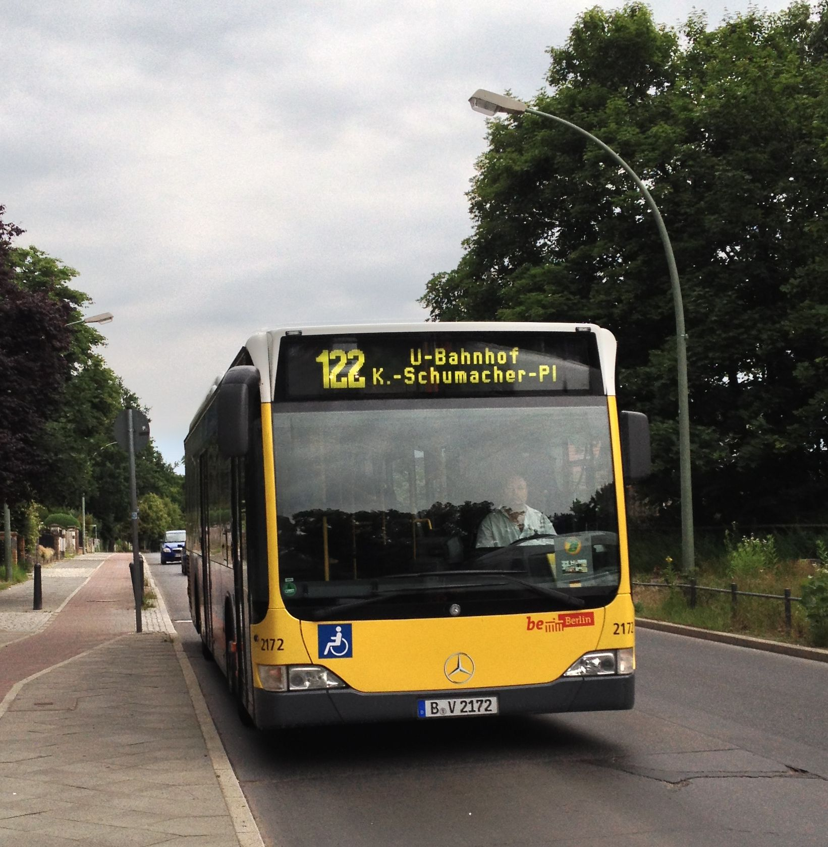 Bus 2172