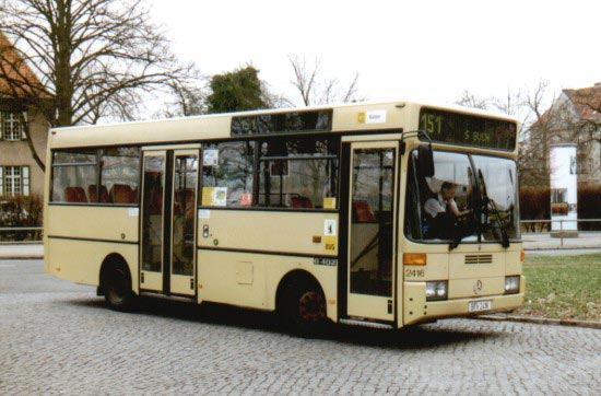 Bus 2416, Berlin-Buch, 2002;