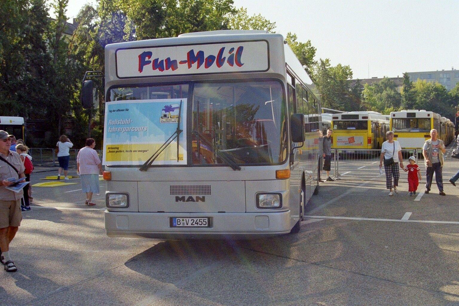Bus 2455,