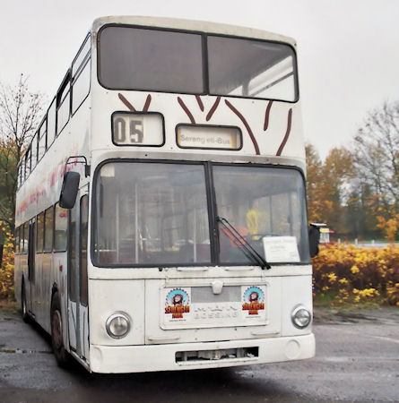Bus 2666, Serengetipark Hodenhagen, 11.2007