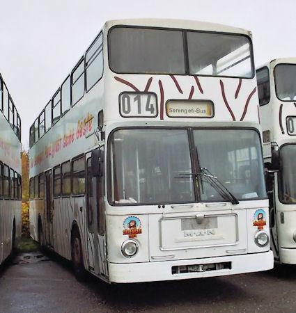 Bus 3209, Serengetipark Hodenhagen, 11.2007