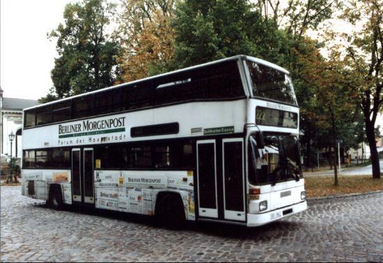 Bus 3552, Lübars, 2002