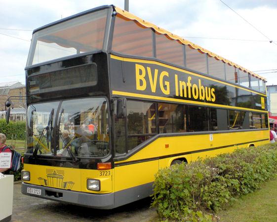 Bus 3723, Niederschönhausen, 2007