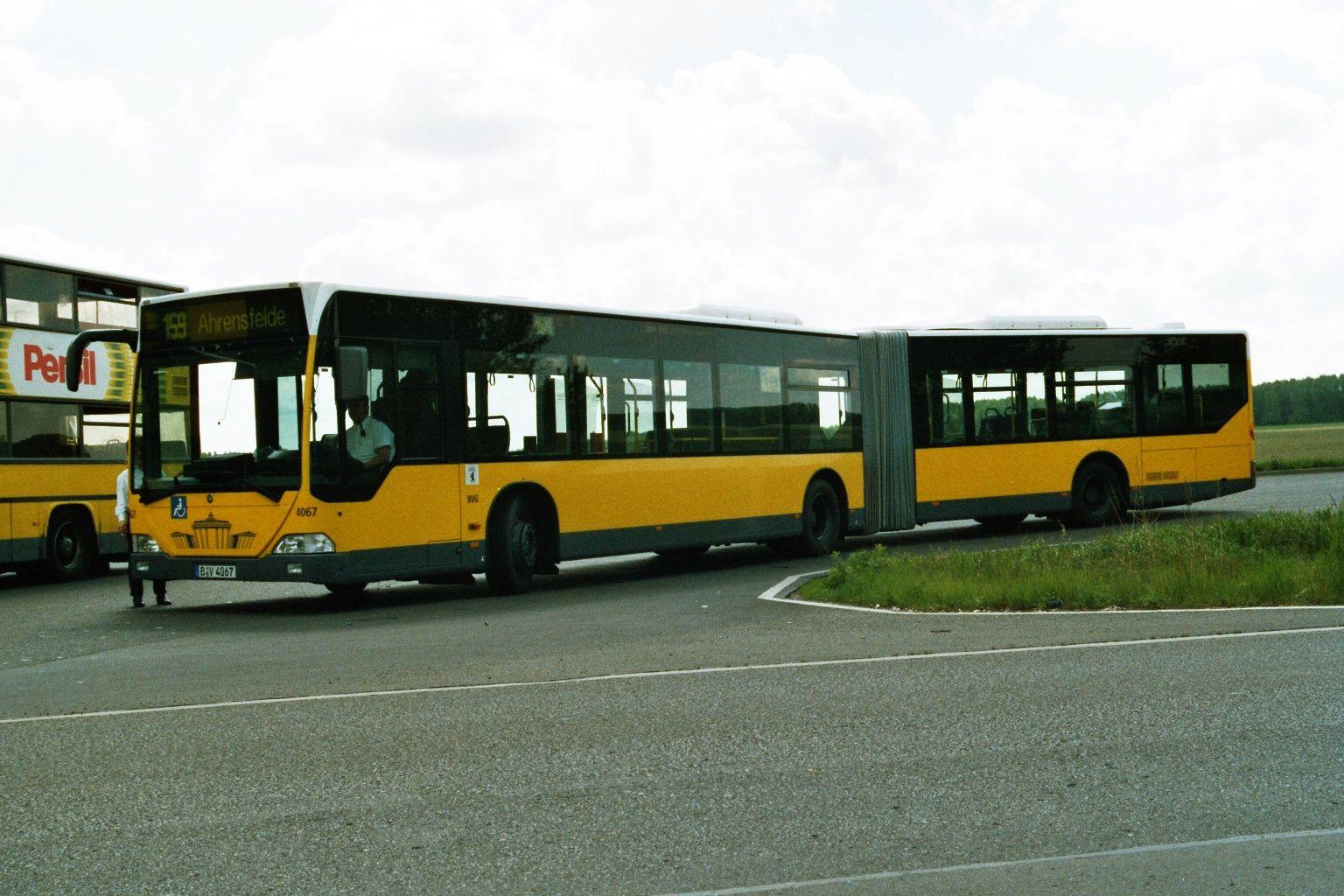 berlin bus bustypen linien gelenkbusse. Black Bedroom Furniture Sets. Home Design Ideas