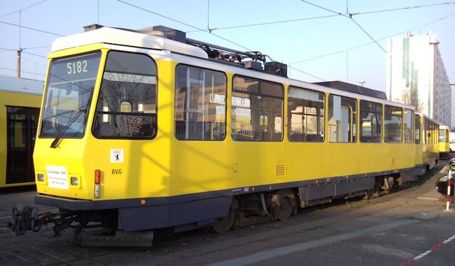 Strassenbahn 5189
