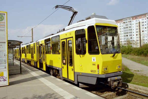 Strassenbahn 6021