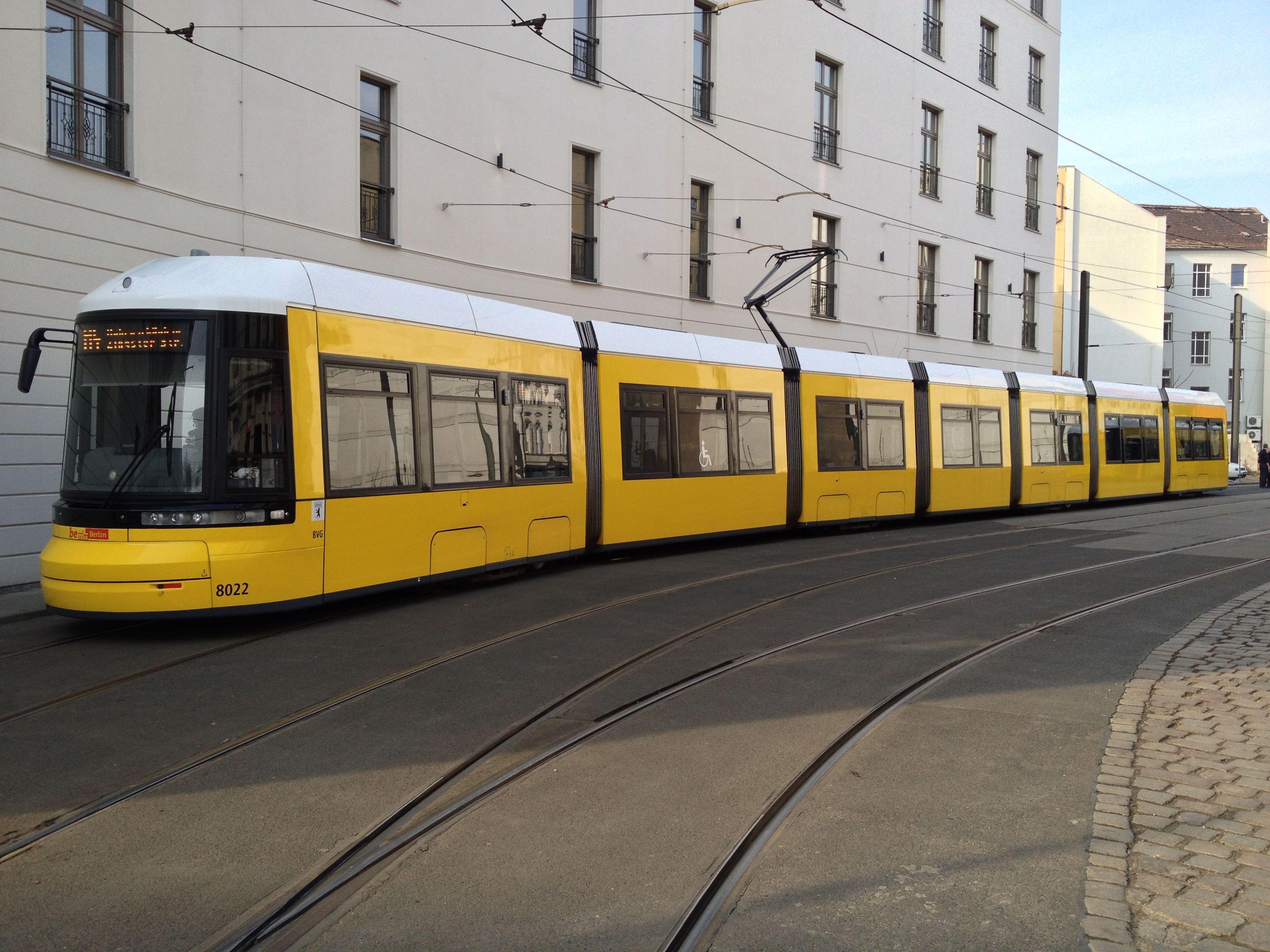 Strassenbahn 8022