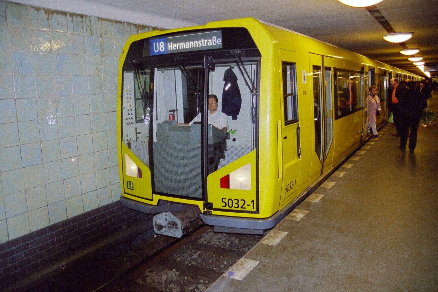 U-Bahn 5032