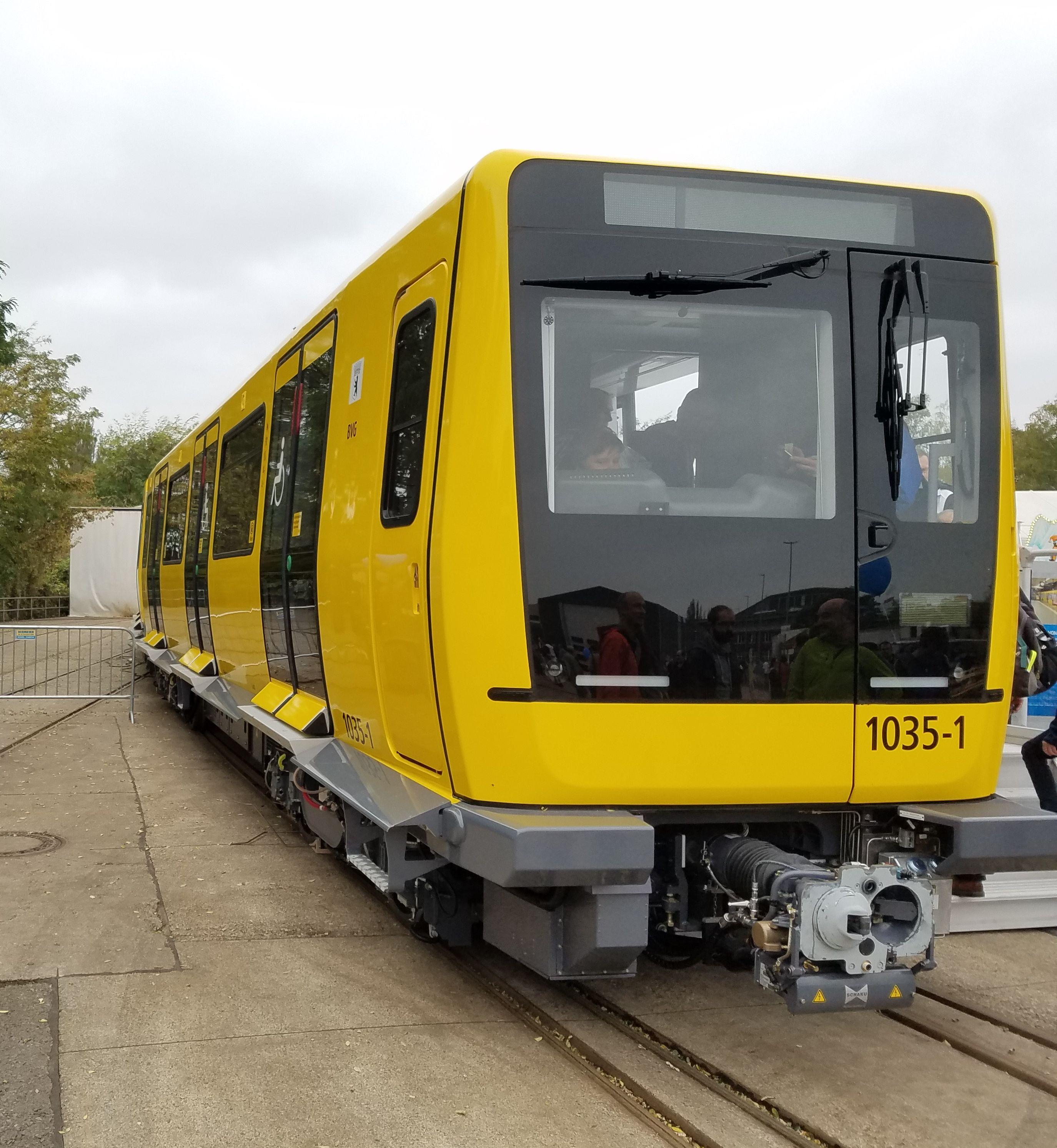 U-Bahn 1036