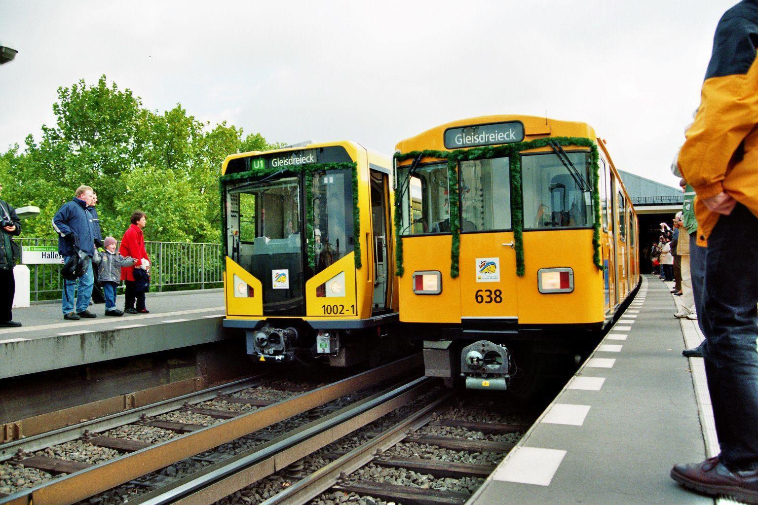 U - Bahn Berlin.de - Die Berliner U - Bahn
